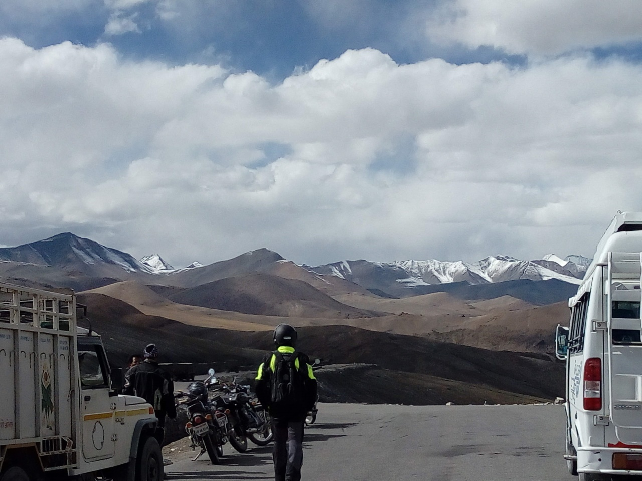 Himalaya Tour - Ladakh, strada tra le nuvole